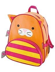 Skip Hop Zoo Pack Little Kid & Toddler Backpack, Chase Cat