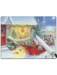 Take A Very Merry Christmas v87 Standard Cutting Board compare