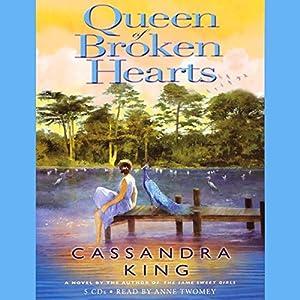 Queen of Broken Hearts Audiobook