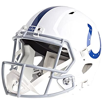 2518283a Amazon.com : Riddell Indianapolis Colts Officially Licensed Speed ...