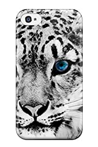 Anti-scratch And Shatterproof Snow Leopard Animals Phone Case For iPhone 6 plus 5.5/ High Quality Tpu Case