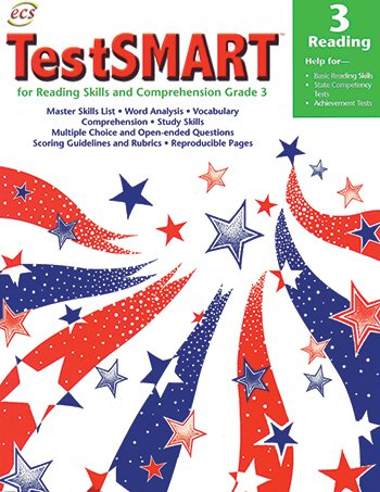 TestSMART for Reading Skills and Comprehension - Grade 3