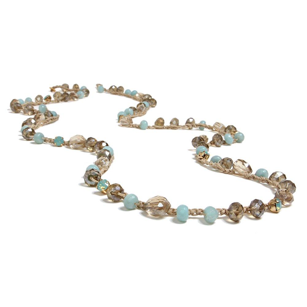 Necklace For Women Handmade Fashion 2018 Elegant Jewelry Art Design By Sea Smadar
