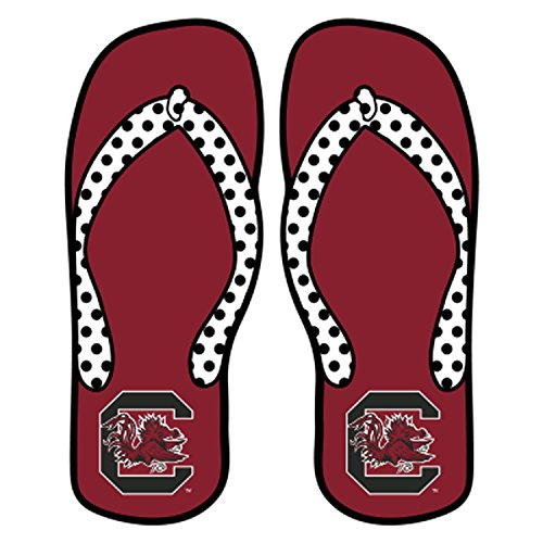 - Craftique South Carolina Decal USC FLIP FLOP DECAL 4