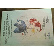 Atlas of South African Birds (including Botswana, Lesotho, Namibia, South Africa, Swaziland and Zimbabwe)