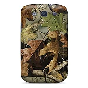 HJjVeLX475XsOCQ Anti-scratch Case Cover Mwaerke Protective Tree Camo Case For Galaxy S3