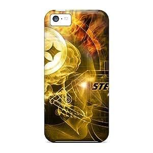XiFu*MeiTpu Case For iphone 4/4s With Pittsburgh SteelersXiFu*Mei