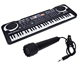 New 61 Keys Digital Music Electronic Keyboard Key Board Gift Electric Piano Gift