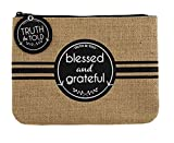 Set of 4 Grow In Grace- Zipper Pouch