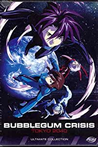 Bubblegum Crisis Tokyo 2040 Collection 1 The Legend Reborn Movie HD free download 720p