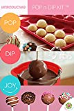 COMPLETE CAKE POP MAKER KIT - Jam packed with