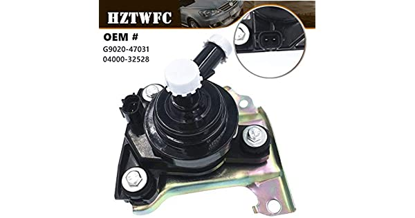 HZTWFC Electric Inverter Water Pump OEM # G9020-47031 04000-32528