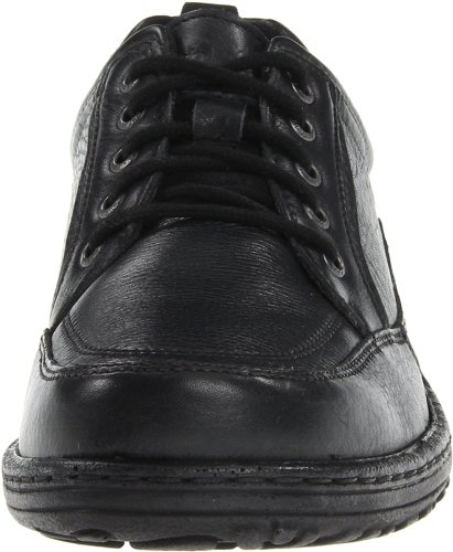 Hush Black Leather Puppies Oxford Shoes Men's Belfast agx7aAwrq