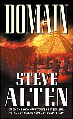 Amazon Com Domain The Domain Trilogy 9780812579567 Steve Alten