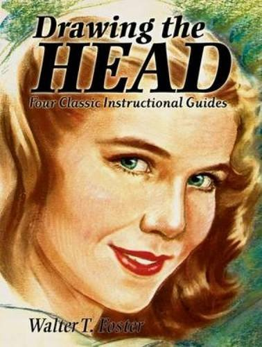 Drawing the Head: Four Classic Instructional Guides (Dover Art Instruction)