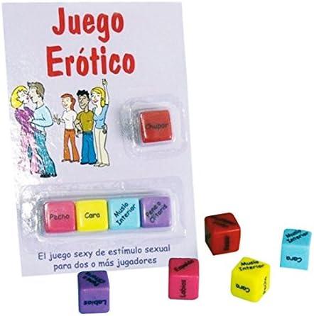 JUEGO DE DADOS EROTICO: Amazon.es: Hogar