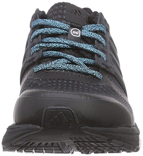 adidas Supernova Sequence Boost 8 W - Zapatillas para mujer Negro / Azul