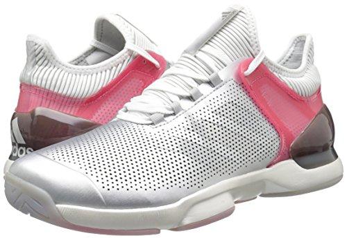 Adidascm7748 Matte Adizero Uomo white Ubersonic Pink 2 Silver real Ltd PPwarq