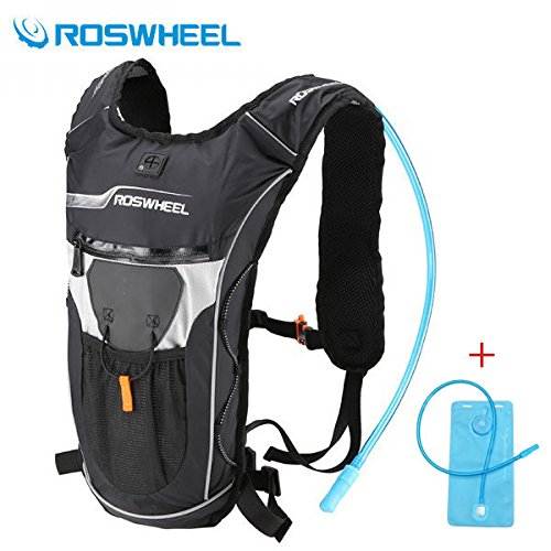 Roswheel Breathable Cycling Bicycle Bike Shoulder Backpack Ultralight Outdoor Ri by Freelance Shop SportingGoods