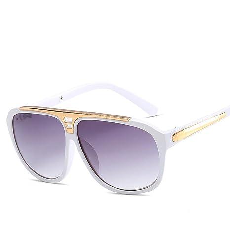 BiuTeFang Gafas de Sol Mujer Hombre Polarizadas General ...