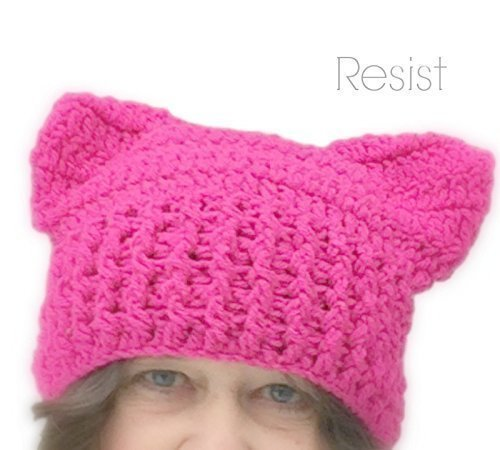 Pussy Hat | Nasty Woman | For Charity | Support Civil Rights | Resist | Protest