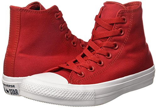 Sneaker Ii Star Chuck Rouge Adulte High Converse Montantes Taylor Mixte All qY1npI