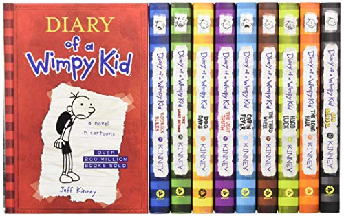 Product Image of the Diary of a Wimpy Kid