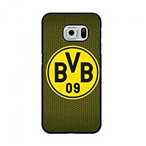 Hard Plastic Funda for Samsung Galaxy S7Edge,Bundesliga Samsung Galaxy S7Edge Funda,Borussia Dortmund BVB Samsung Galaxy S7Edge Csae Funda