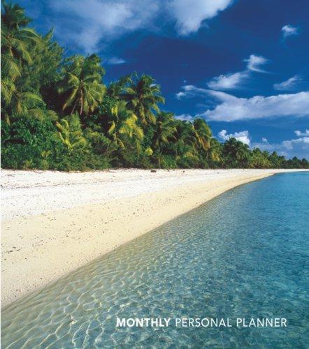 Paradise 2010 Calendar - Paradise/Paradis 2010 Monthly Personal Planner