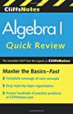 CliffsNotes Algebra I Quick Review, 2nd Edition (Cliffs Quick Review (Paperback))