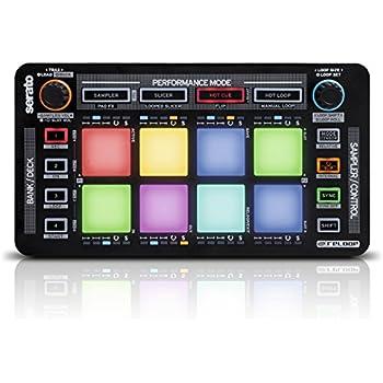 Reloop Neon USB Modular Pad Controller for Serato DJ (NEON)