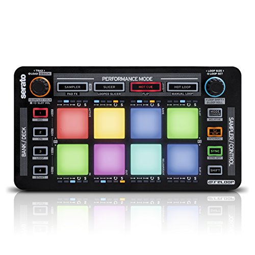Reloop Neon USB Modular Pad Controller for Serato DJ ()