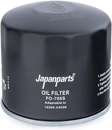 JAPANPARTS JPFO-705S F.Olio Impreza 94/&gt00/> 1.6/&gt2.0 TB