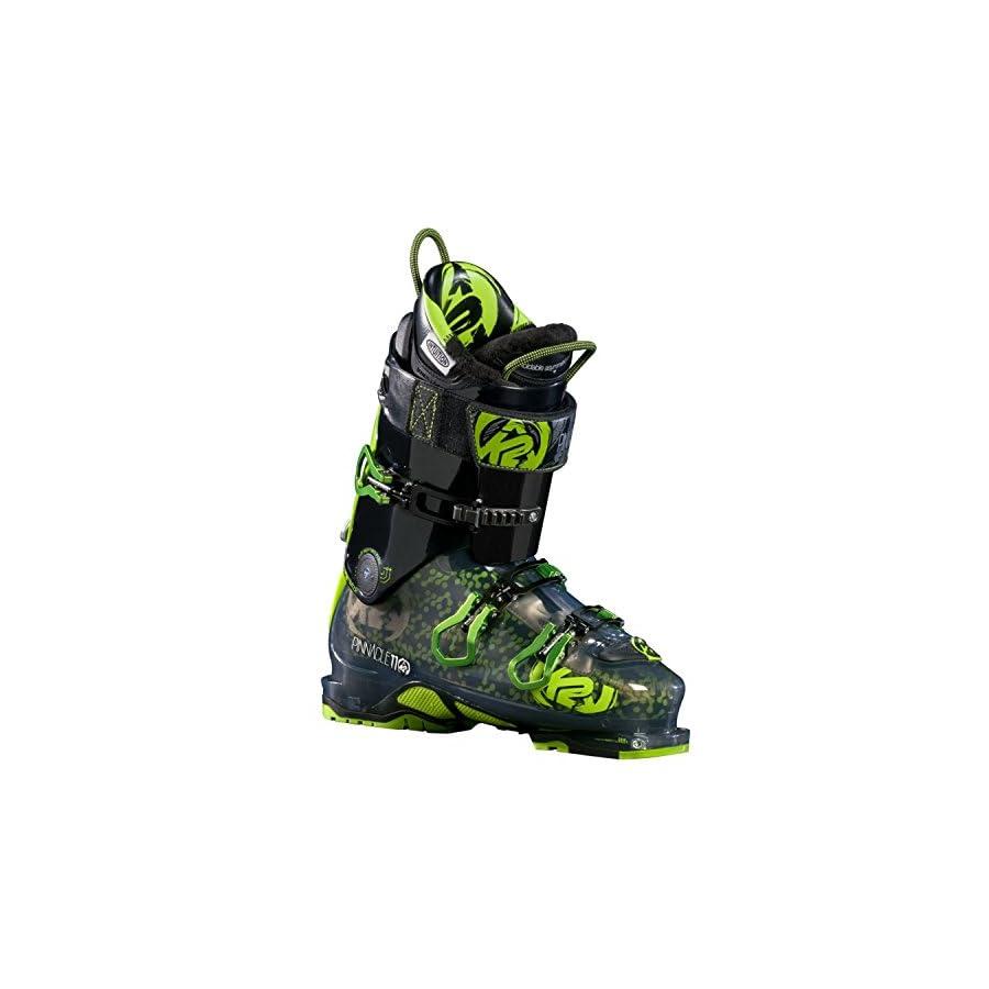 K2 Pinnacle 110 100mm Ski Boots Mens