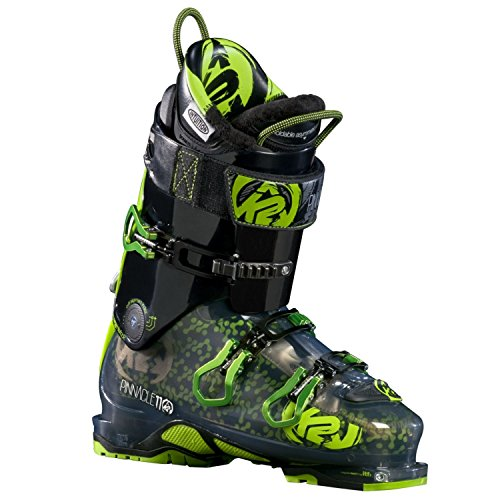 K2 Pinnacle 110 100mm Ski Boots Mens Sz 8.5 (26.5) (Mens Tour Ski Boots)