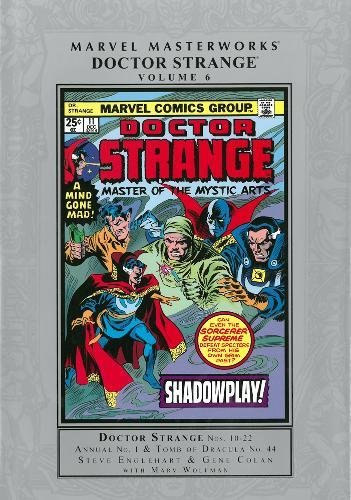 Marvel Masterworks: Doctor Strange - Volume 6 ebook