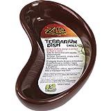 Zilla 11654 4-Inch Terrarium Dish
