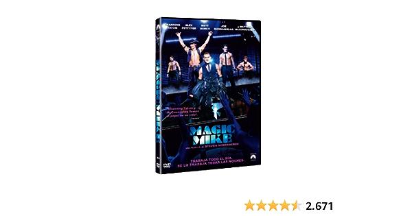 Magic Mike [DVD]: Amazon.es: Channing Tatum, Alex Pettyfer ...