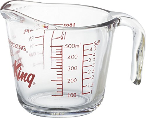 Anchor Hocking Fire-king 16 Oz Glass Measuring Cup