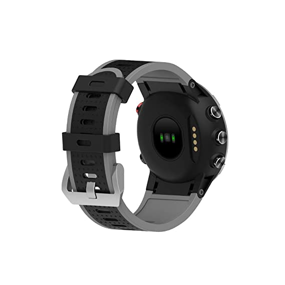 LENCISE GPS Bluetooth Sport Watch Barometer Passometer Heart ...
