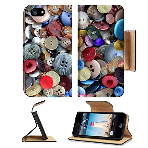 Msd Premium Apple Iphone 5 Iphone 5S Flip Pu Leather Wallet Case Iphone5 Image Id 19446947 Group Of Old Generic Clothing And Textile Buttons As A Fashion Design Concept For The Garment Busin