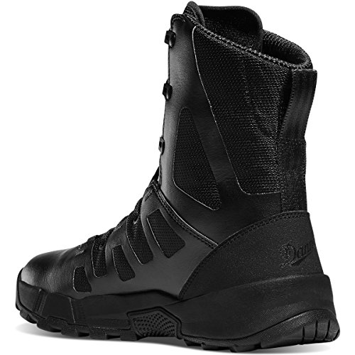 Danner Dromos 8 height (21382) Black Slip Resistant | Made In USA Lightweight Ballistic Grade Durability nSaeJ