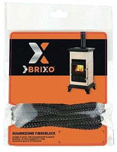 Brixio – Kit de junta para estufa Fibroblock, ...