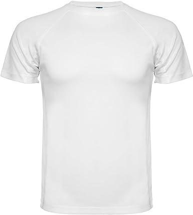 Camiseta técnica para niños Montecarlo, Blanca: Amazon.es: Ropa y accesorios