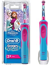 Oral-B Stages Power Kids Elektrische Tandenborstel met Frozen-figuren