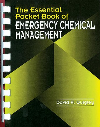 The Essential Pocket Book of Emergency Chemical Management by CRC Press