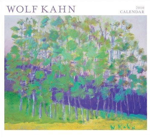 Wolf Kahn 2010 Calendar