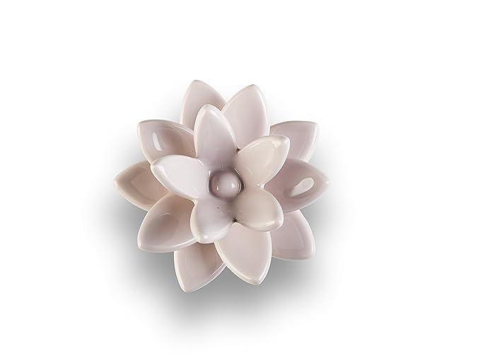 Fiore Di Ninfea - Perchero en cerámica para radiadores ...