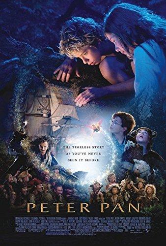peter pan 2003 poster - 3