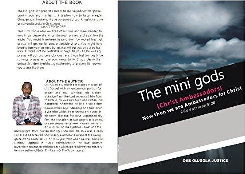 The Mini gods: Christ - Holy Oke